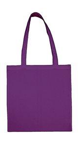 Textilní taška k domalování - lila