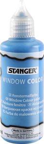Barva na sklo STANGER 80 ml, tmavě modrá