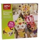 APLI Sada pro výrobu masky princezny, 3 ks