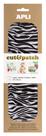 APLI Papír na decoupage - Zebra, 3 listy