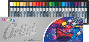 Colorino Artist olejové pastely - 24 barev