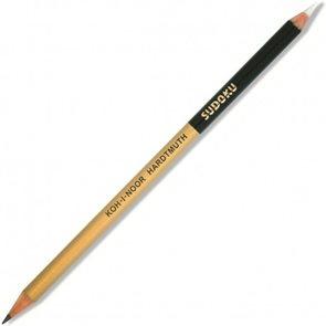 Koh-i-noor tužka grafitová s gumou K7 1350 sudoku