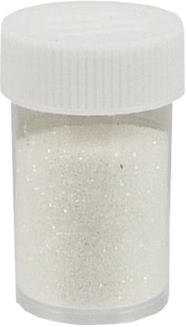 Třpytky - bílé, 20 g