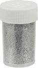 Třpytky - stříbrné, 20 g