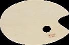 Paleta dřevěná - 21,5 x 30 cm