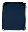 Bavlněný batoh k domalování - barva tmavě modrá