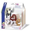 Sada FIMO Soft DIY - Dekorační písmena