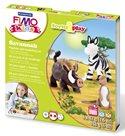 Sada FIMO Kids Form & Play - Zvířátka ze Savany
