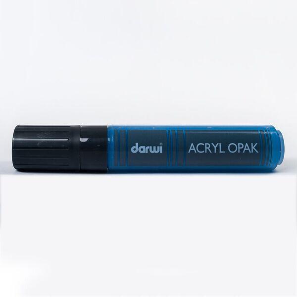 Akrylová fixa Darwi - MAXI - 25ml/15mm - tmavě modrá