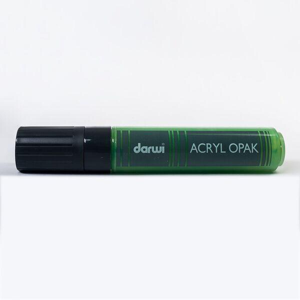 Akrylová fixa Darwi - MAXI - 25ml/15mm - anýzová zelená