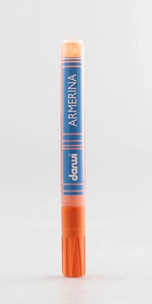 ARMERINA fixa na porcelán bez vypalování 6ml - oranžová