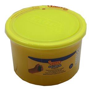 Měkká modelovací hmota JOVI Blandiver 460 g- žlutá neon