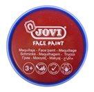 Obličejová barva JOVI 20 ml - červená