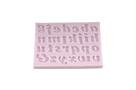 CERNIT silikonova forma - abeceda