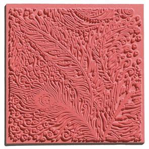 CERNIT polymerová textura - páv