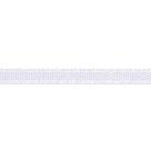Saténová stuha - bílá