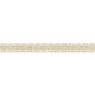 Saténová stuha - krémová