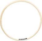 Ratanový kruh s kovovou svorkou, průměr 15 cm
