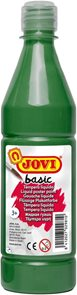 Temperová barva JOVI BASIC 500 ml - Tmavě zelená