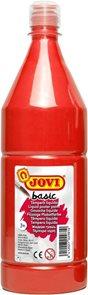 Temperová barva JOVI BASIC 1 L - Červená