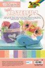 Folia Dekorační filc sada 10 kusů 150g/m2 - pastelové barvy