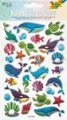 Folia bublinové samolepky - mořský svět