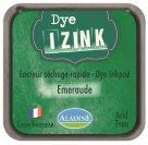 Inkoust IZINK, rychleschnoucí - smaragdová