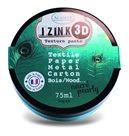 3D strukturovací pasta IZINK, perleťová tyrkysová