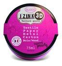 3D strukturovací pasta IZINK, perleťová růžová