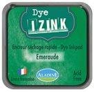 Inkoust IZINK mini, rychleschnoucí - smaragdová