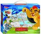 Disney kufřík s razítky -  Lví hlídka