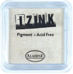 Inkoust IZINK mini, pomaluschnoucí - bílá