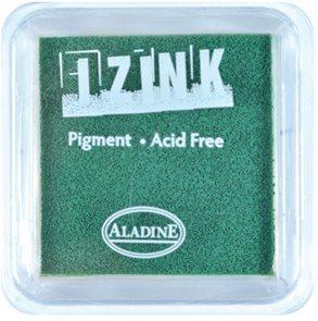 Inkoust IZINK mini, pomaluschnoucí - zelená