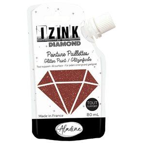 Diamantová pasta Aladine IZINK - Hnědá, 80 ml