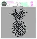 Plastová šablona Aladine - Ananas ( 28 x 28 cm )