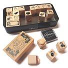 Dřevěná dárková razítka Aladine - Domácí marmeláda