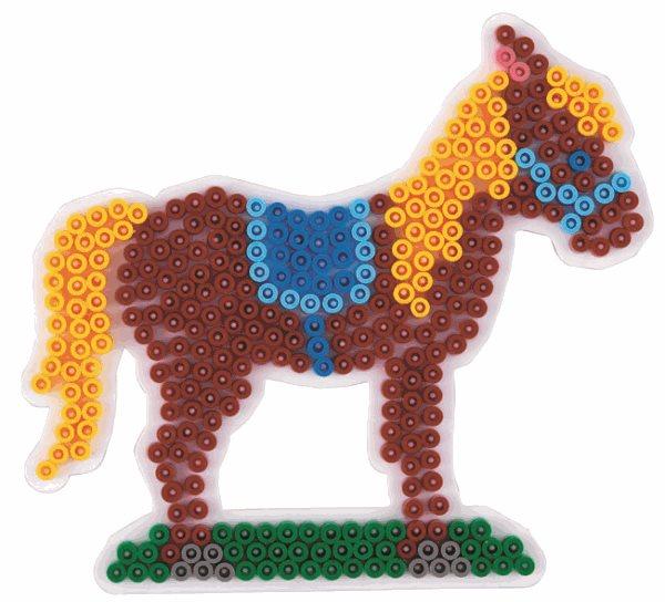 Hama podložka MIDI - kůň