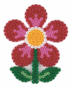 Hama podložka MIDI - květina