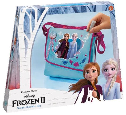 Ledové království II - taška k dotvoření