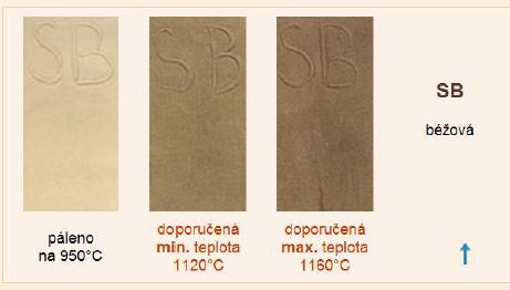 Keramická hlína Pávek - točírenská SB béžová - 10 kg