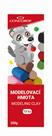 CONCORDE Modelovací hmota, 200 g - 10 barev