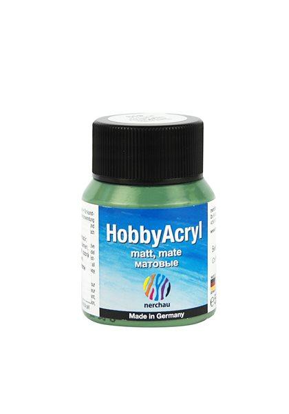 Hobby Acryl matt Nerchau - 59 ml - antik zelená