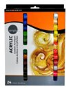 Sada akrylových barev SIMPLY -  24 x 12ml