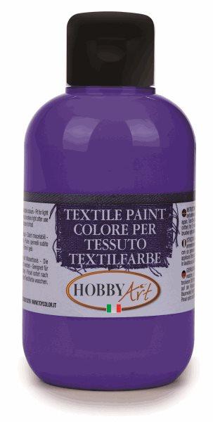 Barva na textil Color Hobby Art, 250ml - fialová