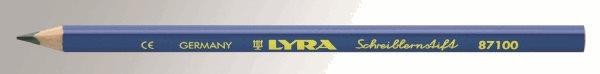 Grafitová tužka LYRA Easy Learner, trojhranná, tvrdost tuhy B