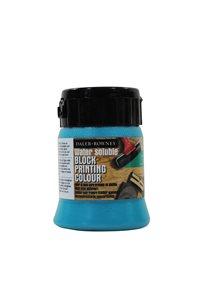 Daler-Rowney tiskařská barva 250 ml - tyrkysová