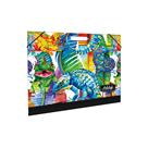 Desky na výkresy A3 s gumičkou PICASSO - Chameleon