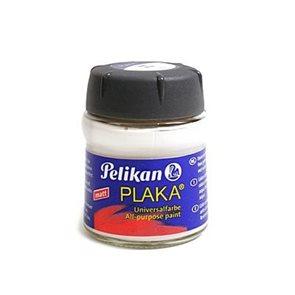 Univerzální barva PLAKA - 50 ml - bílá