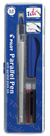 Kaligrafické pero Pilot Parallel Pen - modrošedé