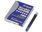 Náplň Pilot Parallel Pen modrá - 6 ks